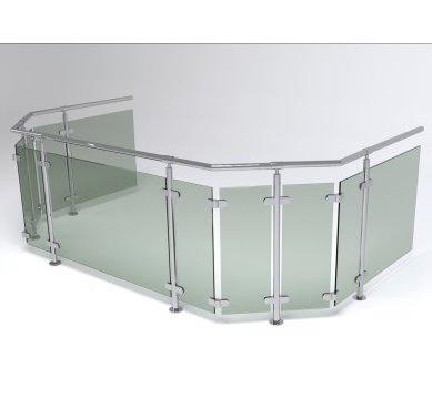 windschutz f r haust ren aus sicherheitsglas neu ebay. Black Bedroom Furniture Sets. Home Design Ideas